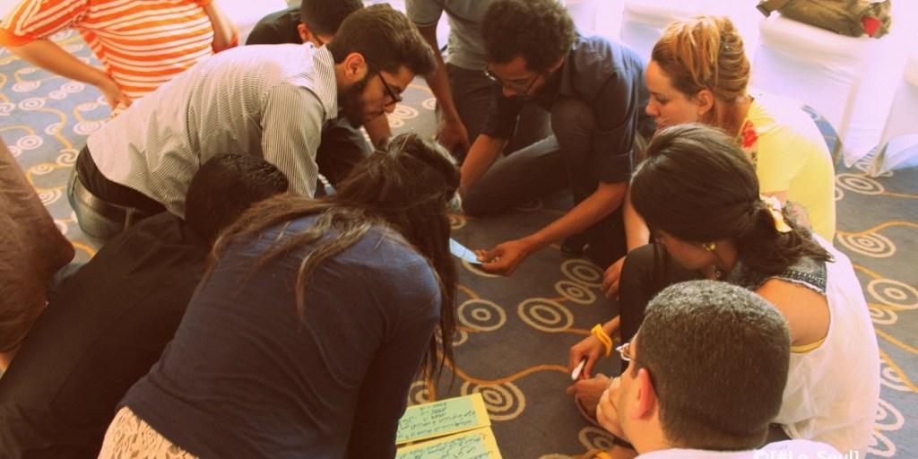 Forum jeunesse régional Mosharka à Amman, en Jordanie