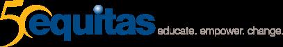 logo Equitas 50th anniversary
