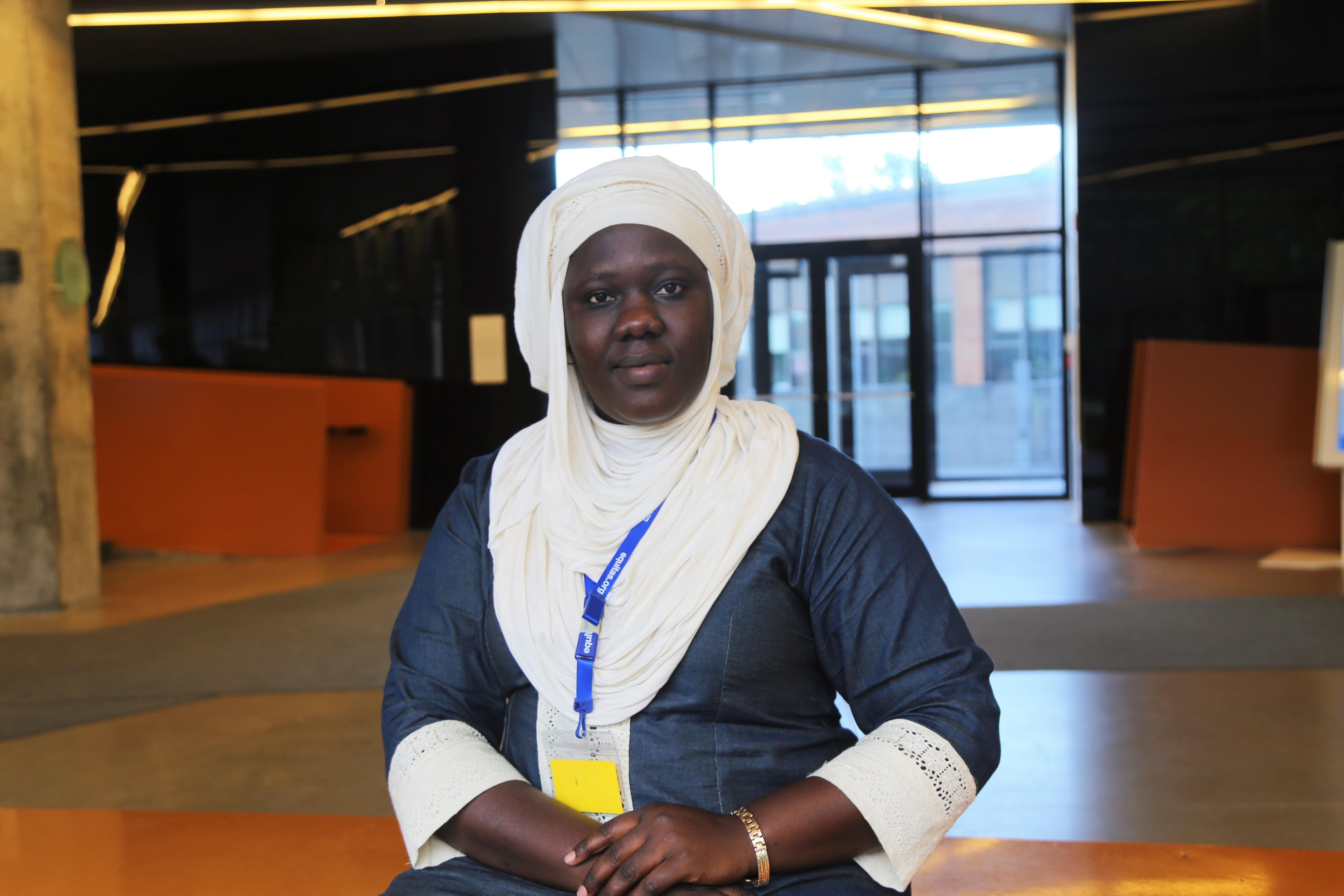 La Sénégalaise Salie Thiam la récipiendaire 2017 de la Bourse Ruth Selwyn pour participer au Programme international de formation en droits humains