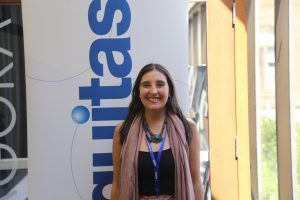 Liliam Cuevas, Equitas coordinator in Colombia at the International human rights training program