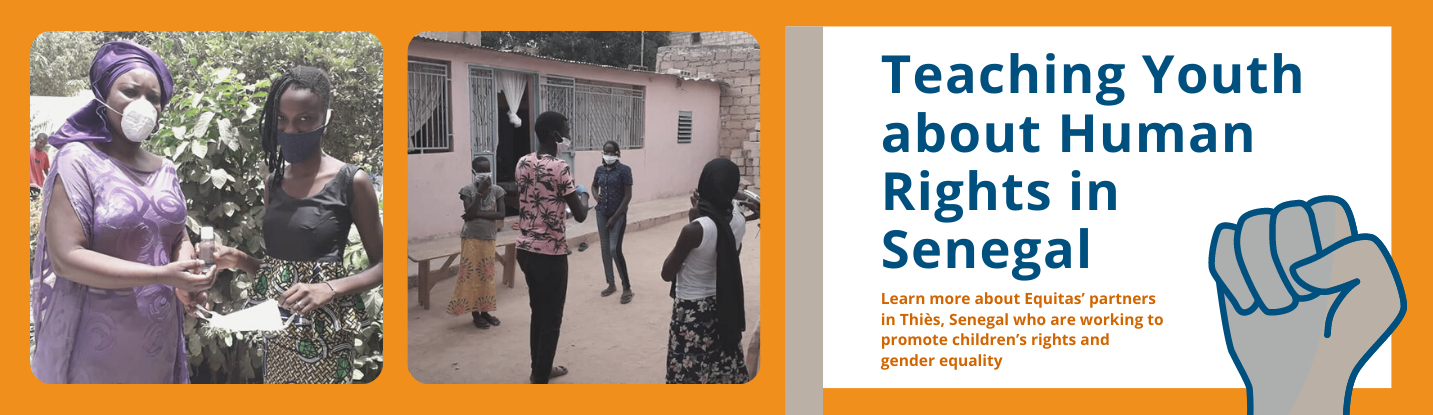 Teaching Youth about Human Rights in Senegal