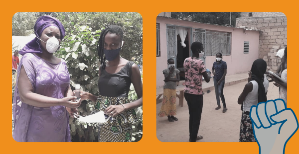Inculquer les droits humains aux jeunes au Sénégal